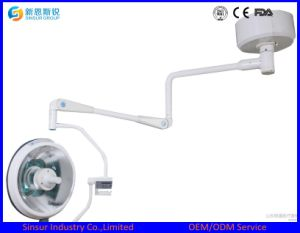Medical Equipment Ceiling Single Head Shadowless Halogen Operating Medical Lights pictures & photos