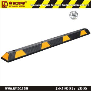 178cm Reflective Industria Rubber Car Parking Stops (CC-D10) pictures & photos