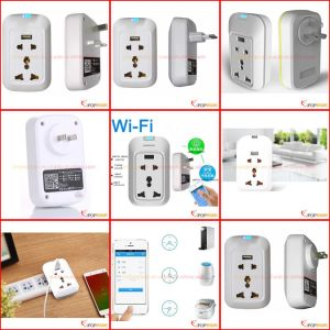 WiFi Switch Smart Home, Smart Home Hub, Smart Home Touch Light Wall Switch pictures & photos