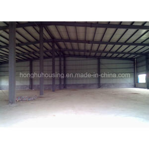 Prefabricated Steel Structure Sandwich Panel Steel Building/Steel Warehouse pictures & photos