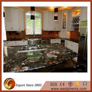 Modern Black Granite Kitchen/Bathroom Countertop pictures & photos