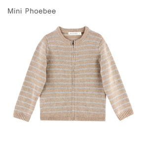 100% Wool Phoebee Knitting Sweater for Girls pictures & photos