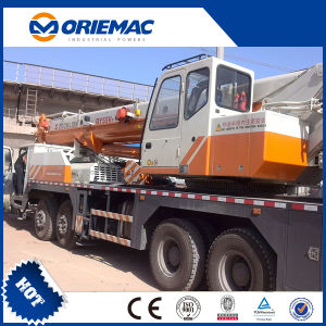 Zoomlion 55 Ton Hydraulic Truck Crane (QY55VF532) pictures & photos