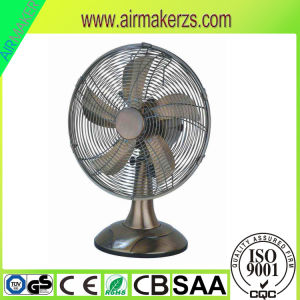 16 Inch Retro Metal Antique Table Fan with Ce/RoHS/SAA/Saso pictures & photos