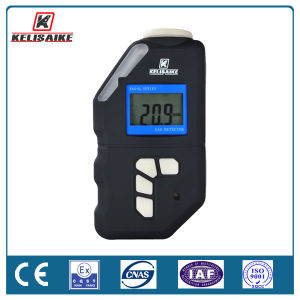 LCD Display Portable Oxygen O2 Gas Detector 0-30%Vol pictures & photos