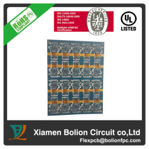 Double-Sided Flexible PCB, Stiffener Material Is Fr4, EMI, Pi, Ad, 3m pictures & photos