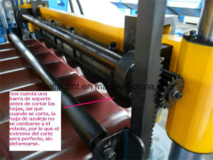 Galzed Steel Tile Building material Making Machinery pictures & photos