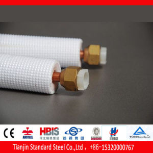 ASTM 1667 Copper Tube Insulated for Aircondition PE-X Enwraped pictures & photos