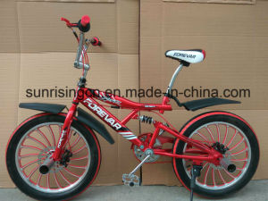 2016 New Stylre Freestyle Bicycle with Three Backend Sr-Fs07r pictures & photos