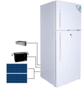 DC Solar Powered Refrigerator, Solar Energy Fridge pictures & photos