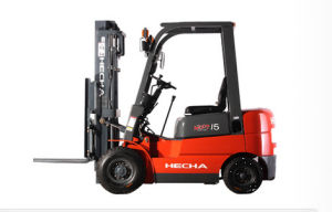 1 Ton Diesel Forklift Truck (FD10T-HGK3) pictures & photos