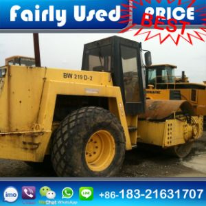 Used Compactor Bomag Bw219d of Bomag Bw219d-2 Road Roller
