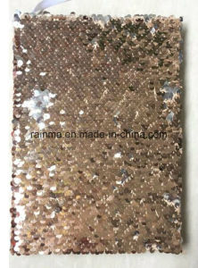 Golded Shiny Notebook for Party and Fashion Ladies pictures & photos
