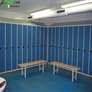 Blue Color Whole Panel No Frame Staff Lockers pictures & photos