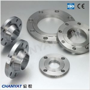 JIS Stainless Steel Socket Welding Flange (F304LN, F310MoLN, F316LN) pictures & photos