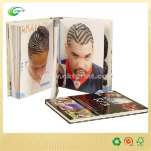 Hardcover Book Printing, Catalogue Printing with Offest Printing (CKT-BK-420) pictures & photos