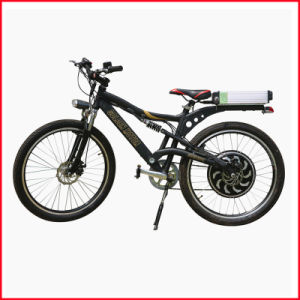 48V 3000W Sport E Bike / Power Electric Bicycle Electric Bike with Magic Pie 4 Motor. pictures & photos