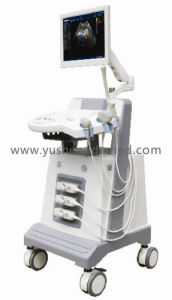 Best Price Trolley 3D 4D Color Doppler Ultrasound (YSD690) pictures & photos