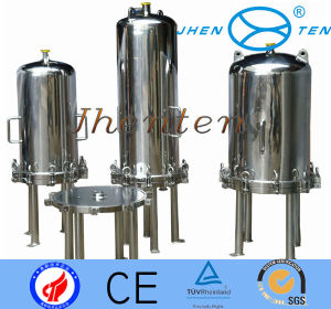 Stainless Steel Lenticular Filter Housing for Liquor Gelatine pictures & photos