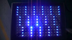 Panel LED 192PCS UV Light with Strobe pictures & photos