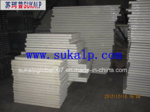 Pre-Insulated Polyurethane Sandwich Panels (PUF) for Roof and Wall pictures & photos