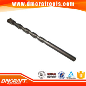 Straight Shank Single Flute Chrome-Coated Concrete Drill Bit pictures & photos