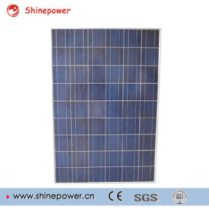 High Quality 210W Polycrystalline Solar Panel pictures & photos