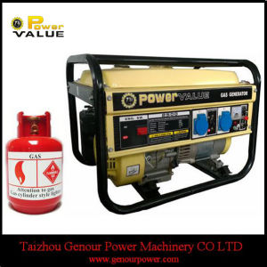 Household China 2kw 2kVA Astra Gas Generator for Sale pictures & photos