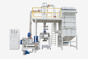 Grinding System for Powder Coatings 150kg/H pictures & photos