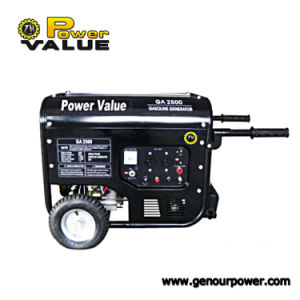 Hot Design China 2.5kw 2.5kVA High Frequency Generator for Household pictures & photos