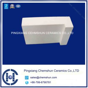 L Shape Alumina Ceramic Tile for Chute Lining pictures & photos