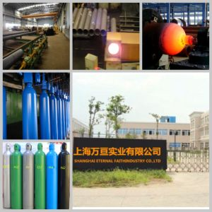 Sf6 Gas Cylinder Sulfur Hexafluride 99.99% pictures & photos