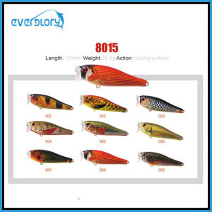 High Quality Coating Vavid Swimming Feasure Fishing Lure Hard Lure Fishing Tackle pictures & photos