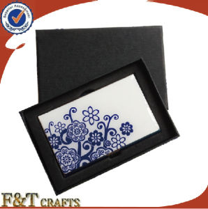 Fashion Chinese Folk Art Credit Card Case for Wholesales pictures & photos