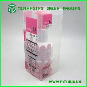 Plastic PP Cleansing Oil Cream Cosmetics Packaging Box
