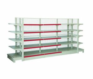 Hypermarket Furnishings with Commercial Storage and Display Equipments pictures & photos