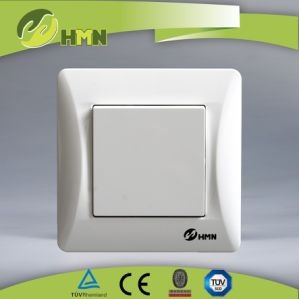 Ce TUV Certified EU Standard 1gang 1way Switch pictures & photos