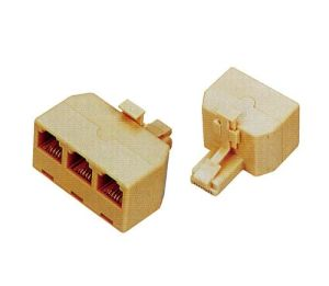 3way Jacks Telephone Accessory (CH61012) pictures & photos