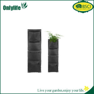 Onlylife Hot Sales Hanging Vertical Patio Garden Planter pictures & photos