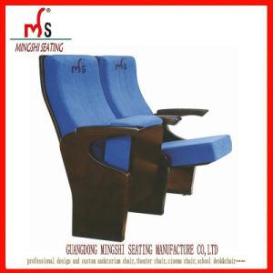 Metal Folded Price Auditorium Seating Theater Auditorium Hall Chair Auditorium Chair (MS-240)