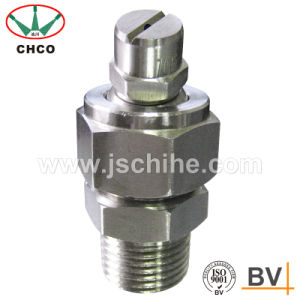 Stainless Steel Adjustable Ball Spray Nozzle (CH LW-020) pictures & photos