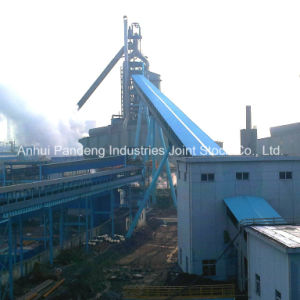 Cema/DIN/ASTM/Sha/Cema Trussed Belt Conveyor/Downward Belt Conveyor Application in Steelworks