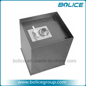China high security floor mounted hidden safe box china for Hidden floor safes for the home