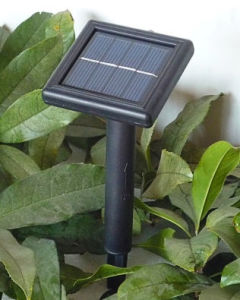 Glass PV Solar Light Controller with Battery Polycrystal pictures & photos