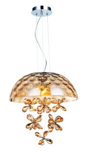 Home Amber Glass Pendant Lamp (MD3161-CE) pictures & photos