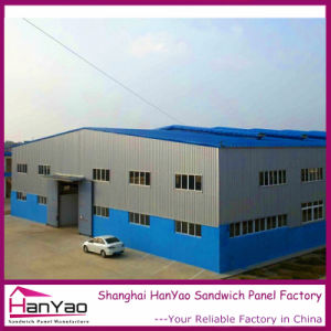 High Quality Steel Structure Prefab House Steel Frame Factory pictures & photos