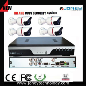 1.3MP HD Security Camera 4CH Ahd CCTV Camera DVR Kit pictures & photos