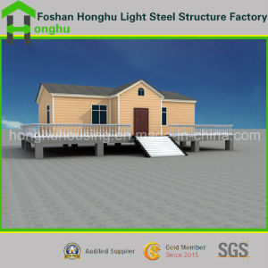 Nice-Looking Comfortable Prefabricated House China Mobile House pictures & photos