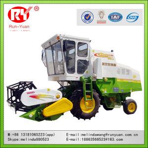Wheat and Rice Harvesting Machine 4lz-2 2058 Grain Combine Harvester