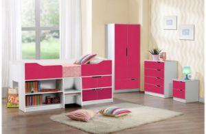 Colorful Smart Kids Furniture Bedroom Set (HF-BL026) pictures & photos